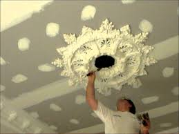 plastering large ceiling rose installation hawthorn plaster repairs you
