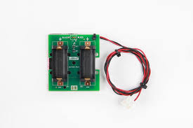 75.00 pcb, dual <b>battery replacement kit</b> (batteries not included)