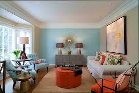 Blue And Brown Accent Chair Bedroom Marvellous Ideas About Blue Accents Accent Walls Living