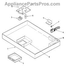 whirlpool 12002121 infinite switch kit appliancepartspros com part diagram