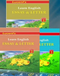 buy essay writing nabandh lekhan books in hindi and english for  lucent learn english essay and letters 3 volume set part 1st 2nd 3rd by