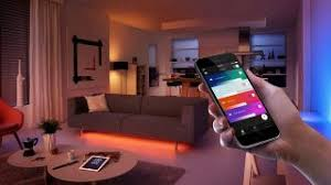 Control house lights with iphone Iphone Ipad It Took Years To Finally Get Here But In 2018 Its Safe To Say The Smart Home Has Finally Arrived These Gadgets Can Turn Your Dumb Home Into Smart Lighting Best Smart Home Devices 2018 Get Comfy With Smart Lighting Heating