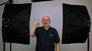Continuous Lighting For Portraits Portraits Photography Tutorial Using Continuous Lighting Headshot Kit