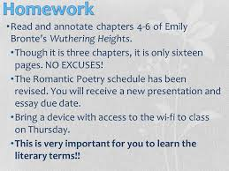 british literature introduction to wuthering and annotate chapters 4 6 of emily bronte s wuthering heights
