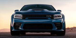 The 2020 Dodge Charger Srt Hellcat Widebody Is A Monster Sedan That Runs 10s Dodge Charger Charger Srt Hellcat Charger Srt