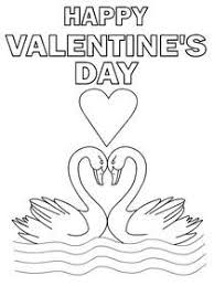 This is a fun valentine's day colouring page for younger kids. Free Printable Valentines Day Coloring Cards Cards Create And Print Free Printable Valentines Day Coloring Cards Cards At Home