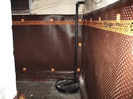 interior basement waterproofing richmond hill heartland basement authorities