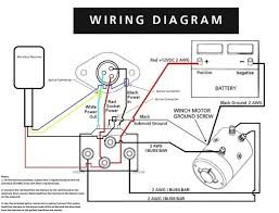 warn winch wiring diagram solenoid wiring diagrams ramsey winch wiring diagram image about 3 wire