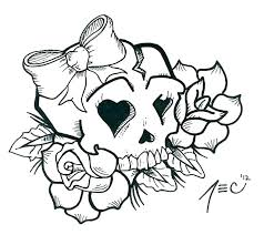 Free Printable Skull Coloring Pages For Kids Coloring Pages Skulls