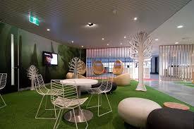 Modern office interior design uktv Space Aldworth James Bond Bbc Worldwide Office Sydney Interiors By Thoughtspace