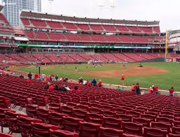 Great American Ball Park Section 134 Seat Views Seatgeek