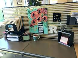 office desk cubicle. Office Cubicle Decor Best Accessories Ideas On Work Desk And D