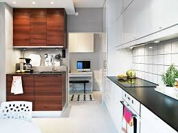 Small Picture Very Small Kitchen Decorating Ideas With White Cabinet And Round