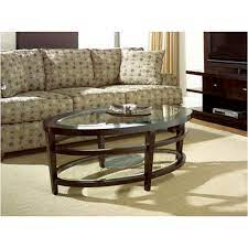 Coffee tables a must have for warm conversation more than just a functional accessory item, a beautiful coffee table can make your living room inviting. T2081506 00 Hammary Furniture Urbana Oval Cocktail Table