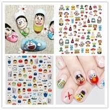 Мультяшные <b>наклейки для ногтей</b>, детские <b>наклейки для ногтей</b> ...