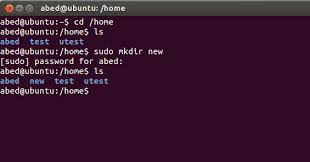 Create A Directory Cannot Create A Directory To Home Ask Ubuntu