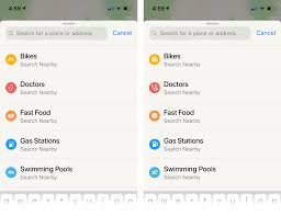 Icon Swim Size Chart Revisiting The Iconography Of Apple Maps Mercury