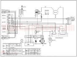 diagram for baja cc atvs wiring diagram for baja 110cc atvs