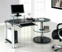 glass office desk ikea. Floor Desk Ikea Glass Office Corner Desks Home Com Throughout Decorations 9 Computer A