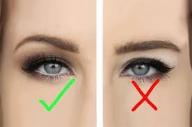 many people with hooded eyes think they can t wear winged eyeliner but they re wrong just remember to keep the line as thin as possible