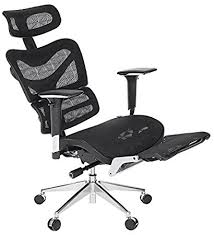 ergonomic office chairs. IKayaa Swivel Computer Desk Chair, Adjustable Ergonomic Office Executive Mesh Chair With Lumbar Chairs