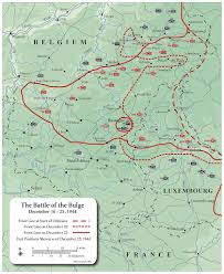 battle of the bulge historynet map by petho cartography click to enlarge
