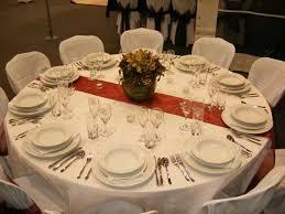 dining room formal dinner table setting ideas formal dinner table