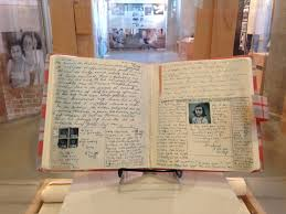 the diary of anne frank essay anne frank essays remembering the  remembering the holocaust anne frank a history for today exhibit item from anne frank a history