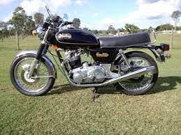 norton commando 1975 mk 3 electric