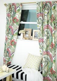 diy curtain rods from galvanized pipe