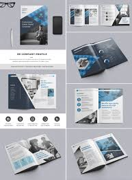 Corporate Brochure Template 24 Best InDesign Brochure Templates For Creative Business Marketing 7