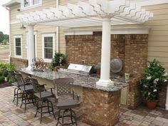 stone patio bar. Stone Patio Bar Ideas Pics