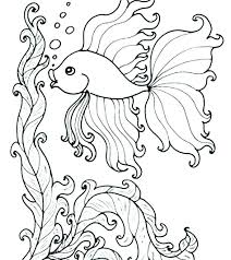 Printable Fish Coloring Pages Fishing Coloring Pages Printable Fish