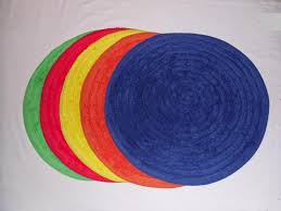 decorative round bath rugs references eye catching round bath rugs in various sharp color for