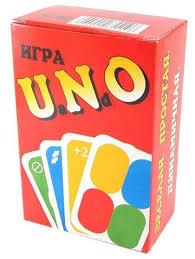 <b>Настольная игра Задира</b>-Плюс Uno Мини — купить по выгодной ...