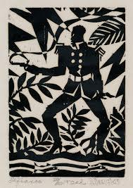 Emperor Jones Prints by Aaron Douglas Could Command $30,000 at Swann - The  Hot Bid
