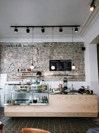 lighting for cafe. cafe vibes photo by david bokov lighting for a