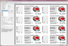 doc create raffle or event tickets in microsoft word amazon com ace label numbered printable raffle tickets 2 125 x