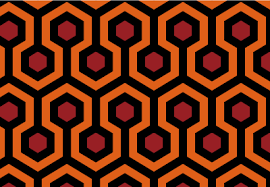 Illustrator Patterns Impressive How To Create The Carpet Pattern From The Shining In Adobe Illustrator