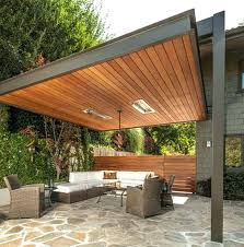 Modern Patio Cover Ideas Patio Roof Ideas Best Modern Patio Design