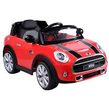 Sport Series bmw power wheel : Amazon.com: KIDS-CAR power wheels MINI COOPER 2 SEAT LICENSED car ...