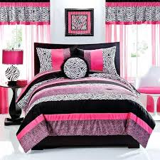 Hot Pink And Zebra Bedroom Ideas 3
