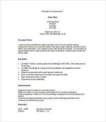 Functional Resume Pdf Resume Format Example 8 Samples In Word Pdf Functional Resume