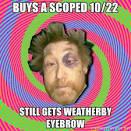 weatherby eyebrow