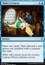 Wizards Of The Coast Chart A Course Ixalan