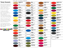 Candy Paint Color Chart Cakitches General Green Wall Paints