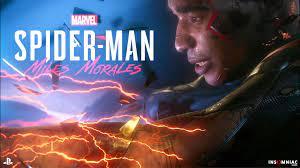 Wallpaper Spider-Man: Miles Morales ...