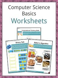 .worksheets, games and projects for preschool, kindergarten, 1st grade, 2nd grade, 3rd grade, 4th grade and 5th grade kids. Computer Science Basics Facts Worksheets For Kids