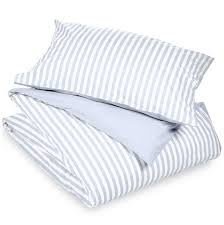 blue and white striped duvet cover. Brilliant White Blue And White Striped Duvet Cover On And I