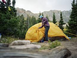 What to Look For When Buying a New Camping Tent